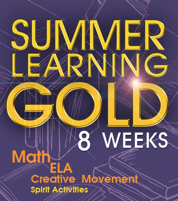 Summer Academics Gold